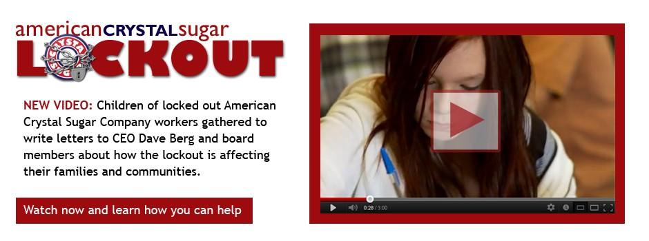 AFL-CIO Endorses Boycott of American Crystal Sugar Products